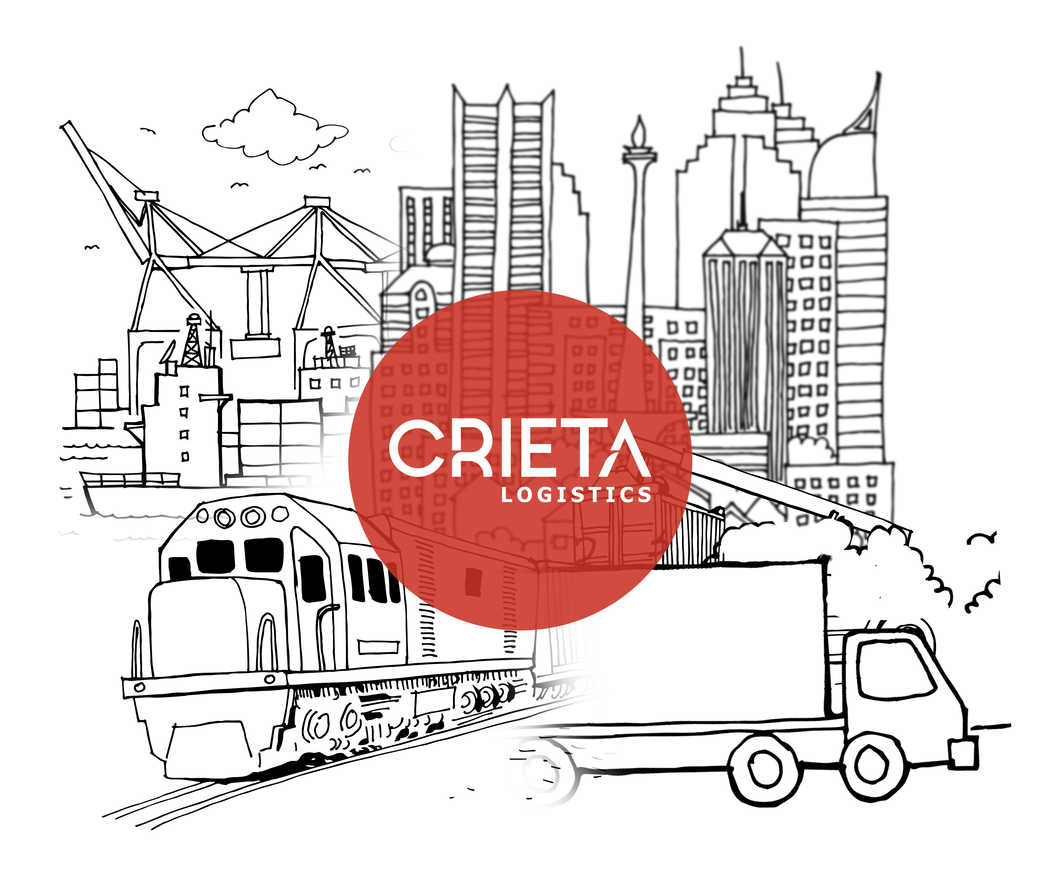 crieta logistik domestik indonesia