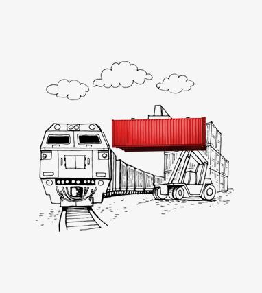 rail freight crieta logistics