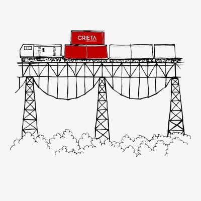 rail freight logistics service